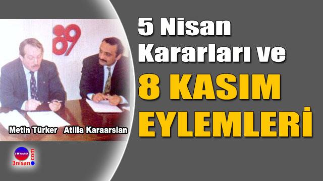 Gazof Metin Türker ve DÇ Karabük