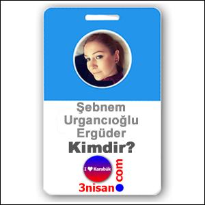 Şebnem Urgancıoğlu Ergüder