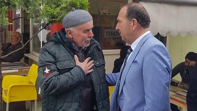 MHP Aday adayı Ahmet Karabacak: İpi göğüsleyeceğiz