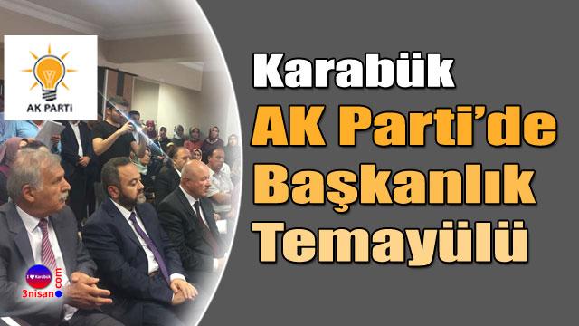 AK Parti'de Başkanlık Temayülü