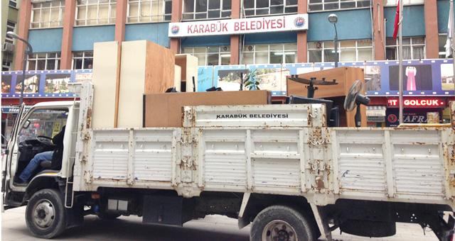 Karabük Belediyesi taşınıyor