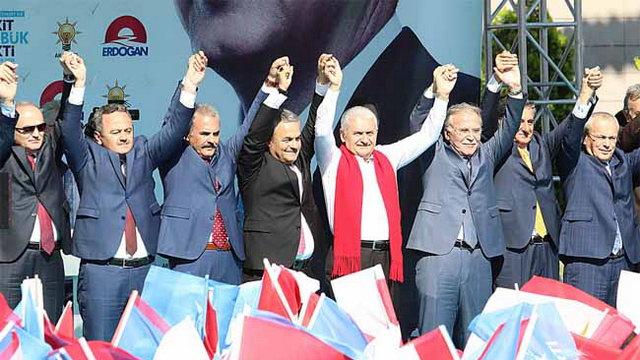 Karabük Son Başbakanı Ağırladı