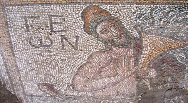 Tarihi Mozaik Antik Kent Eskipazar