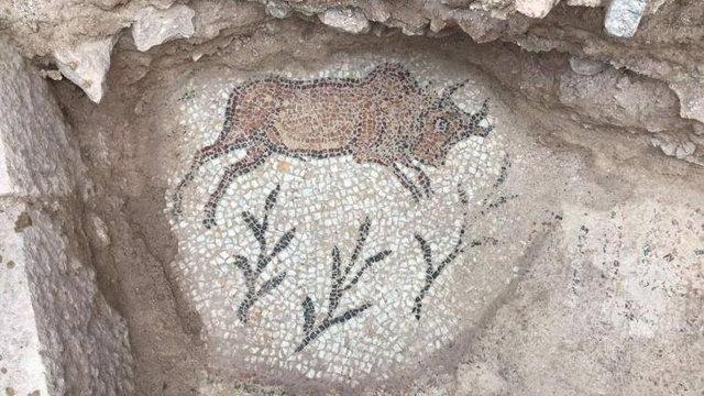 Eskipazar'da kilise ortaya çıkarıldı