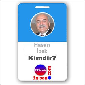 Hasan İpek Kimdir?