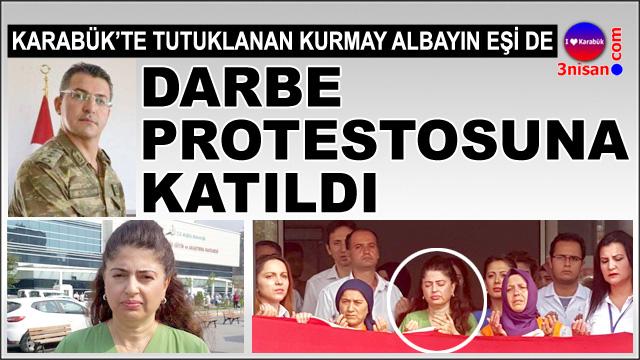 Tutuklanan albayın eşi açıklama yaptı