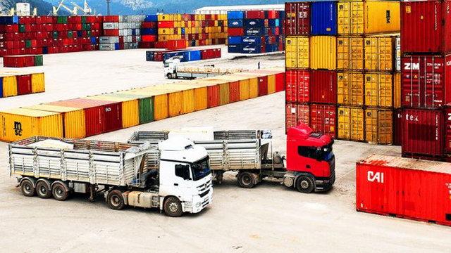Karabük'te ihracat ve ithalat azaldı