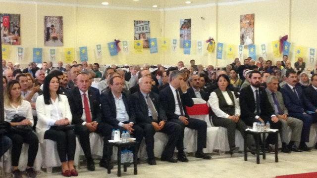 İYİ Parti Karabük Milletvekili aday adayları tanıtıldı