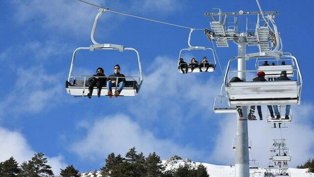 Keltepe Kayak Merkezi kiraya veriliyor