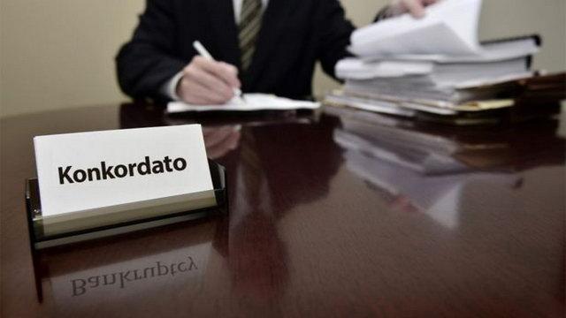 Karabük'te konkordato başvurusu