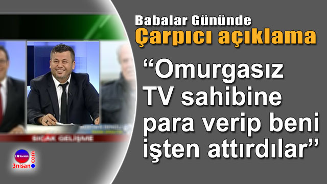 Mustafa Çevik'ten çarpıcı açıklamalar