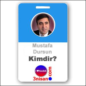 Mustafa Dursun Kimdir?