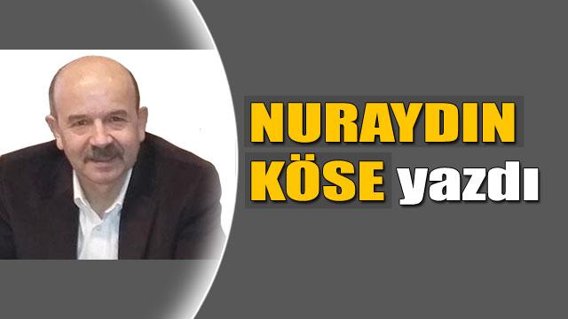 Baraka öğrencisi Nuraydın Köse yazdı