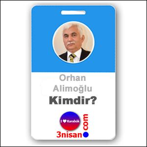 Orhan Alimoğlu Kimdir?