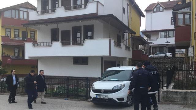 Safranbolu'da cinayet