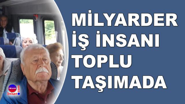 Milyarder Dizdar'ın arkadaşlarıyla Amasra Gezisi